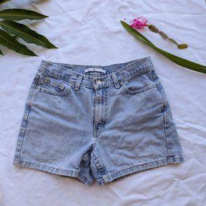 Tommy Hilfiger High Waist Jean Shorts Size 28